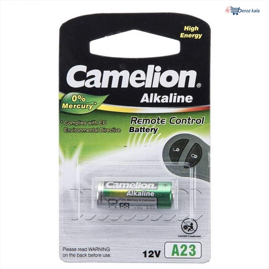 تصویر باتری کملیون مدل BP1- A27 Camelion Alkaline 27A Battery Pack of 1
