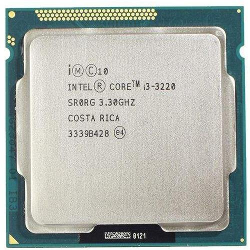 پردازنده مرکزی اینتل سری Coffee Lake مدل core i3-3220