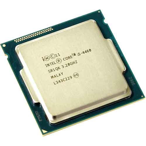 پردازنده مرکزي اينتل سري Haswell مدل  try Core i5-4460