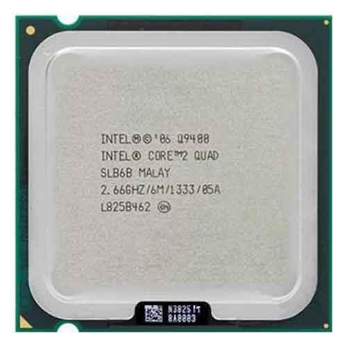 پردازنده مرکزي اينتل مدل Core™2 Quad Q9400