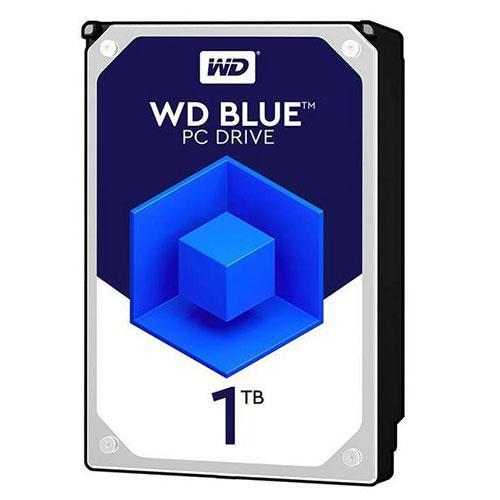 هارددیسک اینترنال وسترن دیجیتال مدل  Blue WD10EZEX 1TB