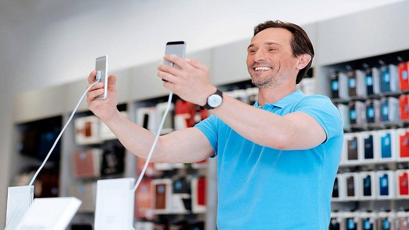 خرید موبایل و تجهیزات