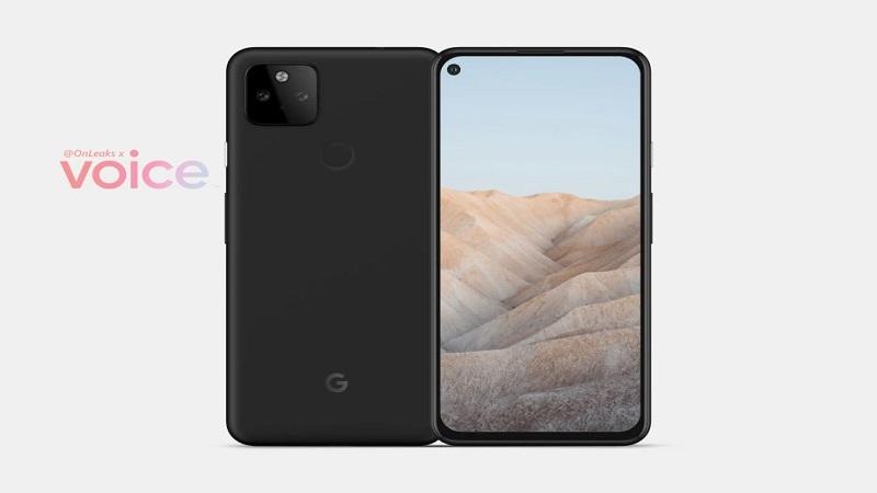 تلفن همراه Google Pixel 5a