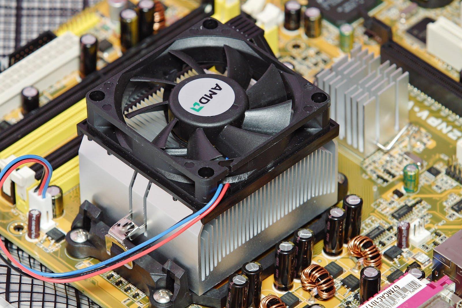 چگونه فن پردازنده مناسب انتخاب کنیم؟