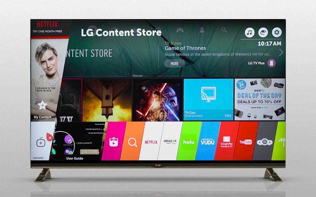 نقد و بررسی تلویزیون هوشمند ال جی