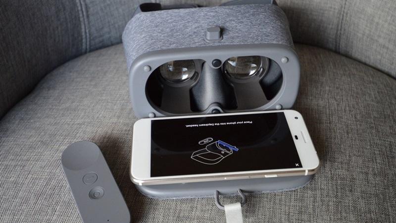 واقعیت مجازی مبتنی بر گوشی های هوشمند