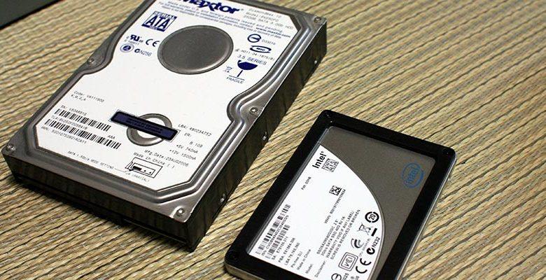 تفاوت بین هارد معمولی با هارد SSD