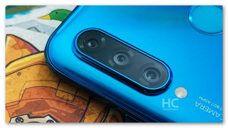 نقد و بررسی گوشی هواوی مدل Huawei P30 Lite از نظر دوربین