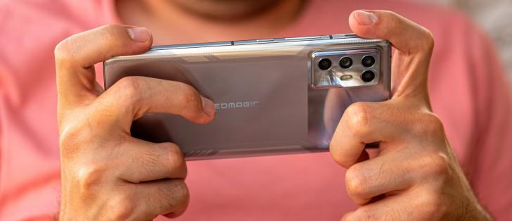گوشی هوشمند ZTE nubia Red Magic 6R