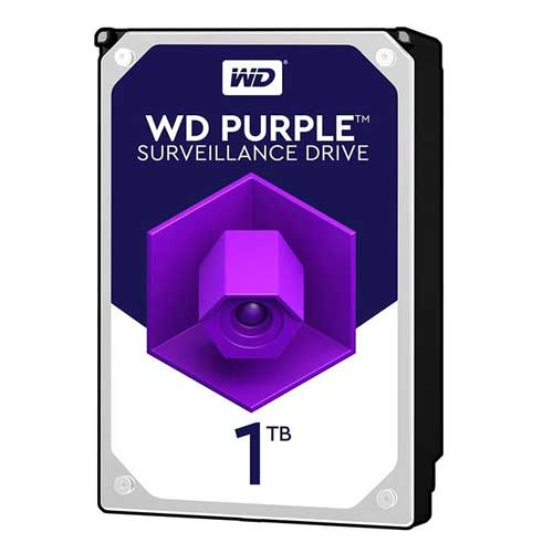 Western Digital Purple WD10PURZ Internal Hard Dis