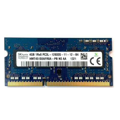 رم لپ تاپ اسکای هاینیکس مدل DDR3L 1600MHz ظرفیت 4 گیگابایت | SK Hynix DDR3L 12800 MHz RAM - 4GB