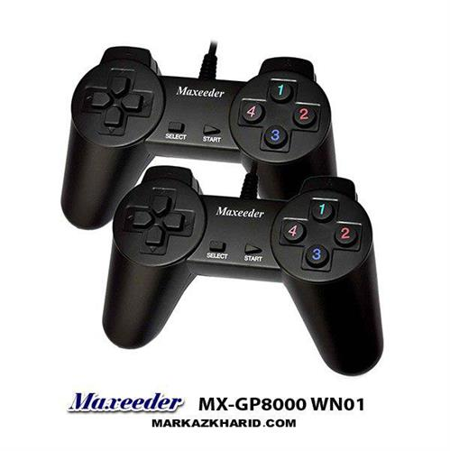 Maxeeder PC JoyStick MX-GP8000 WN01