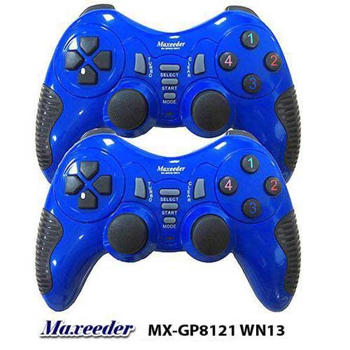 Maxeeder PC JoyStick MX-GP8121 WN13