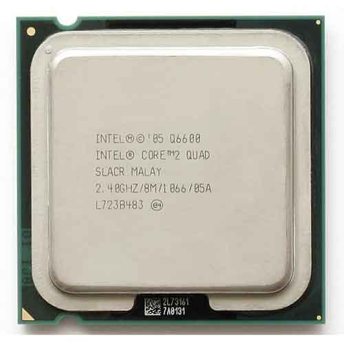 Intel Core2 Quad Q6600 2.40GHz LGA 775 CPU
