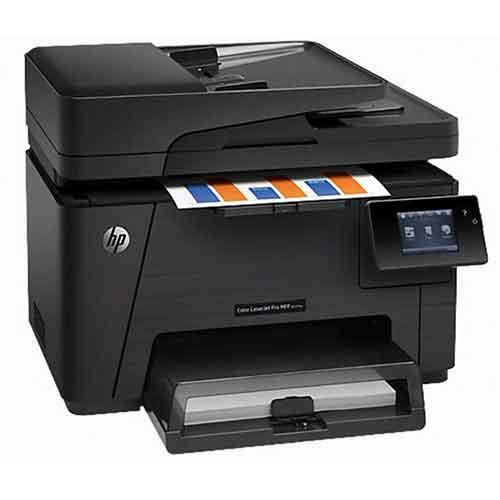 پرینتر چندکاره لیزری رنگی اچ پی مدل LaserJet Pro MFP M177fw | HP LaserJet Pro MFP M177fw Multifunction Color Laser Printer